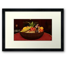 Still Life - Almost Framed Print