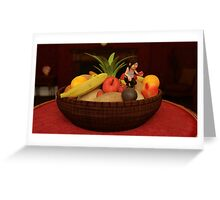 Still Life - Almost Greeting Card