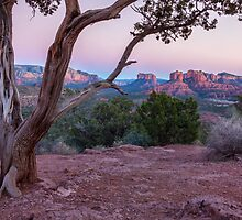 Sedona at Dusk by RobTravis