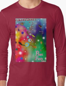Ummagumma Pink Floyd.. Long Sleeve T-Shirt