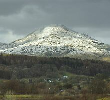 The Old Man Of Coniston by Jamie  Green