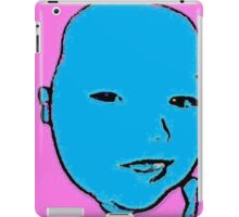 Boy Blue iPad Case/Skin