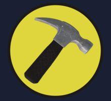 Captain Hammer Logo  | Unisex T-Shirt