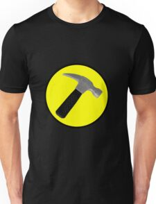 Captain Hammer Logo  Unisex T-Shirt
