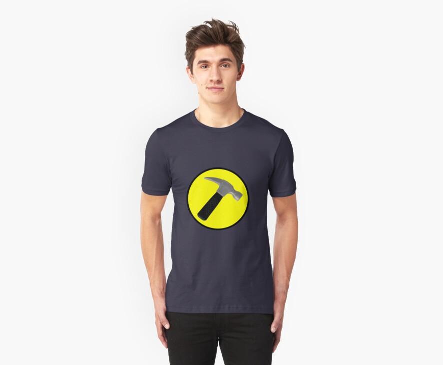 Captain Hammer Logo  by apxq12