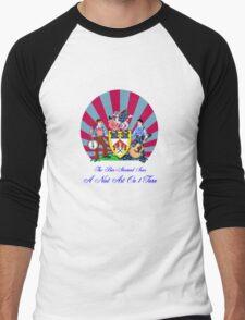A Neet Art On t'Tarn - The Bar-Steward Sons Men's Baseball ¾ T-Shirt
