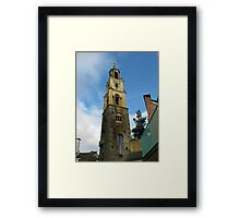 Best Fake Village for Prisoners Framed Print