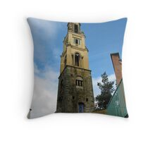 Best Fake Village for Prisoners Throw Pillow