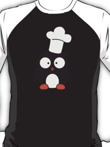 Cute Penguin Chef Cook T-Shirt