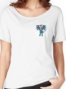 Mega evolution Charazard trainer Women's Relaxed Fit T-Shirt