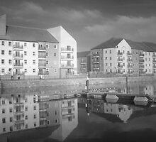 Bridgwater Docks #1 by Antony R James