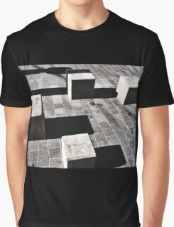 Cubes - Chiara Conte Graphic T-Shirt