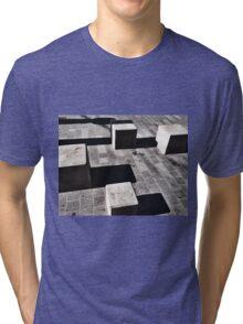 Cubes - Chiara Conte Tri-blend T-Shirt