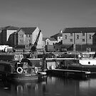 Bridgwater Docks #3 by Rusty65