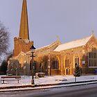 St. Mary's church by Antony R James