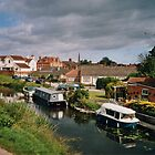 Bridgwater and Taunton Canal #5 by Antony R James