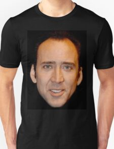 Nicolas Cage's Face T-Shirt