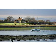 Dell Quay West Sussex Photographic Print