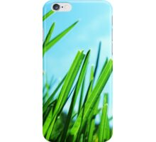 Growing Green  iPhone Case/Skin