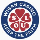 Wigan Casino Keep The Faith by Scooterist