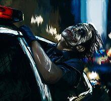 """A dog chasing cars"" by Hayleyat221B"