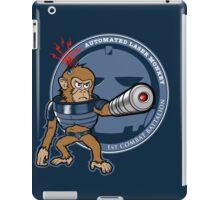 Automated Laser Monkey iPad Case/Skin