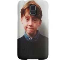 Young Rupert Grint 'Ronald Weasley' Samsung Galaxy Case/Skin