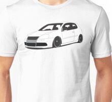 White MKV R32 Graphic Unisex T-Shirt