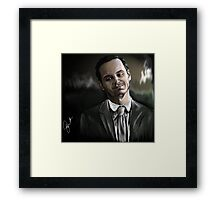 Jim Moriarty HI Framed Print