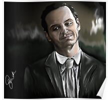 Jim Moriarty HI Poster