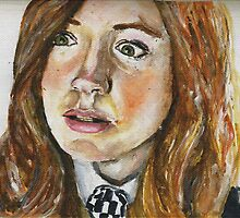 Amelia Pond by Hayleyat221B