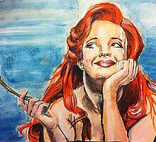 The Little Mermaid by Hayleyat221B