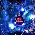 Red Bauble for Christmas by LooseImages