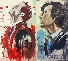 The Devil wears Westwood, On the side of the Angels by Hayleyat221B