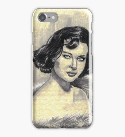 Gia Scala iPhone Case/Skin