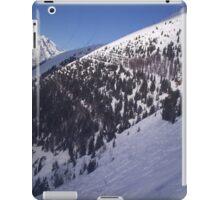 Ski mountain  iPad Case/Skin