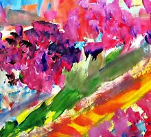 Colorful Garden by artqueene