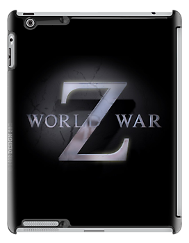 World War Z ipad cover by ANDIBLAIR