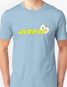 Fernando Alonso (home colours) T-Shirt