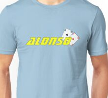 Fernando Alonso (home colours) Unisex T-Shirt