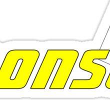 Fernando Alonso (home colours) Sticker