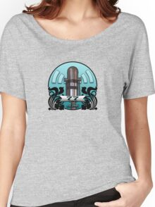 Classic - RCA 77D Vintage Microphone Women's Relaxed Fit T-Shirt