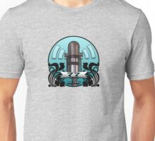 Classic - RCA 77D Vintage Microphone Unisex T-Shirt