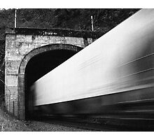 Fast Cargo Photographic Print
