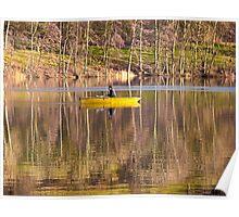 Row, row, row the boat.... Poster