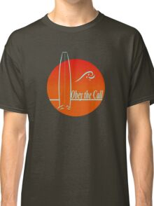 Obey The Call : Surf Classic T-Shirt