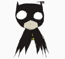 Sad Batman by RagingCuppCakes