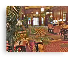 Parker House Hotel Canvas Print