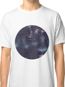 Purple Waves Classic T-Shirt