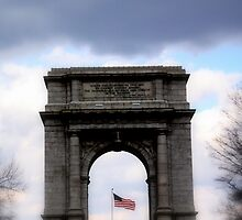 The National Memorial Arch by brettsstudio